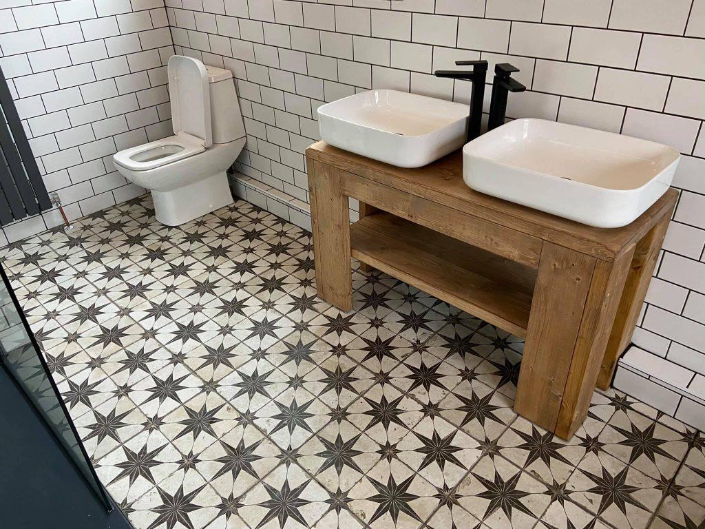 Refurbished bathroom Otley