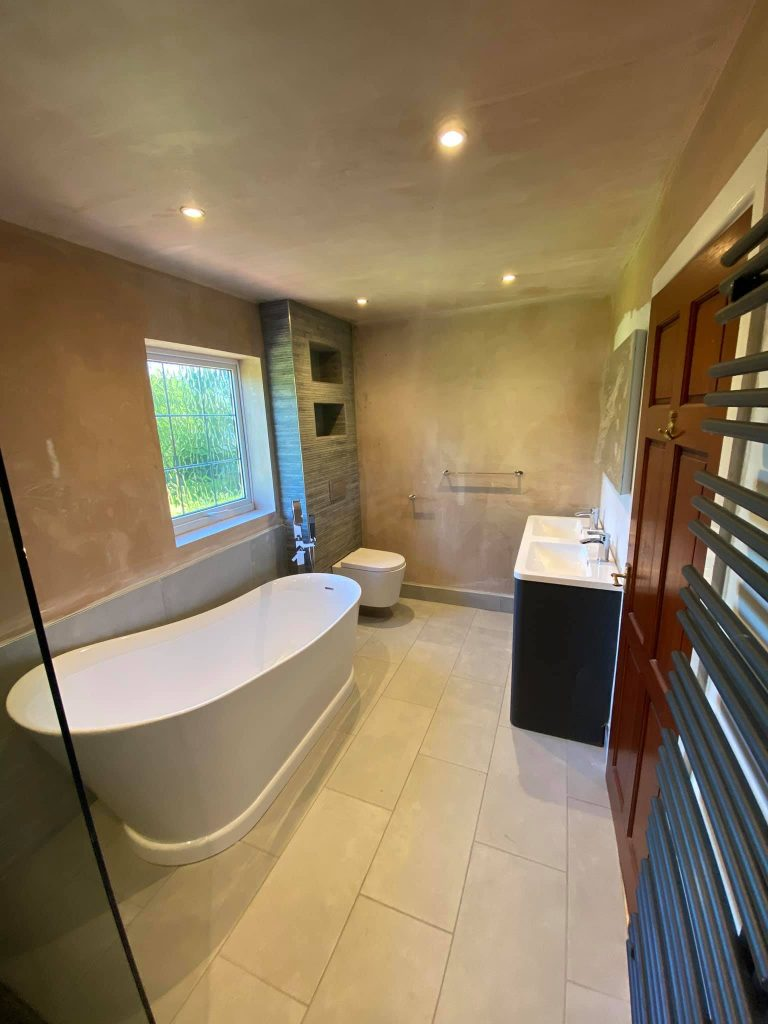 Bathroom design and fitter Guiseley
