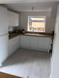 Kitchen renovation Otley