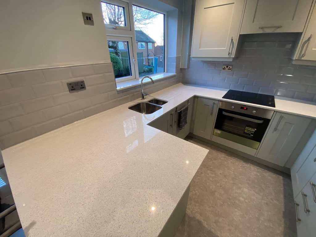 Kitchen redesign and fit Cookridge