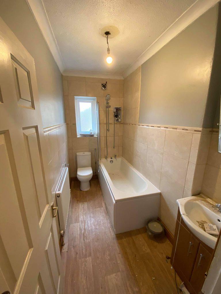 Small space bathroom design Otley