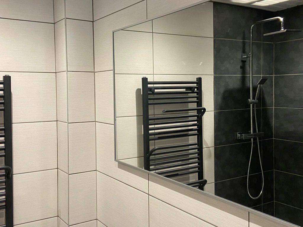 Modern bathroom renovation Ilkley West Yorkshire